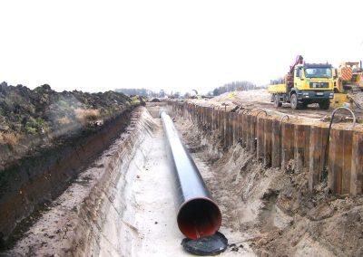 Pipeline – Lauenburg