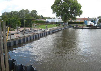 Sneek Jachthafen (Niederlande)